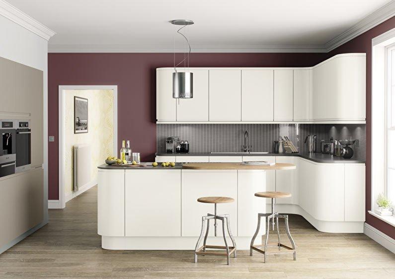 Кухня у стилі модерн фото 8