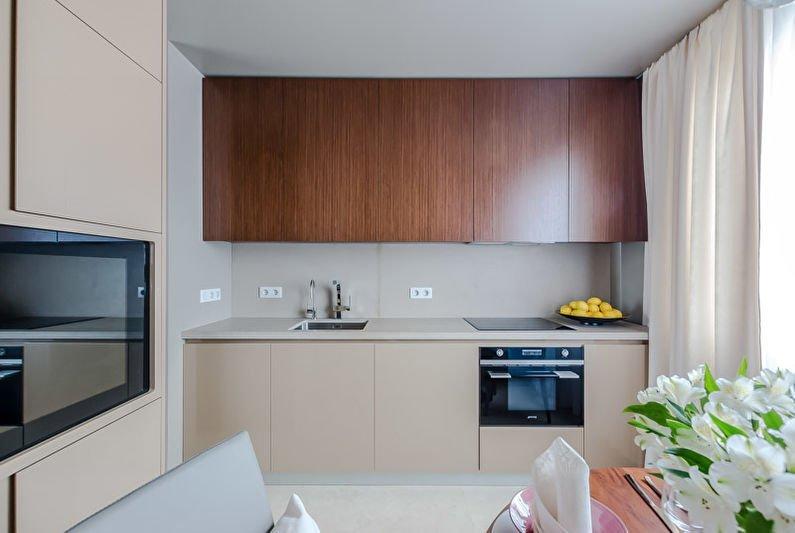 Кухня у стилі модерн фото 9