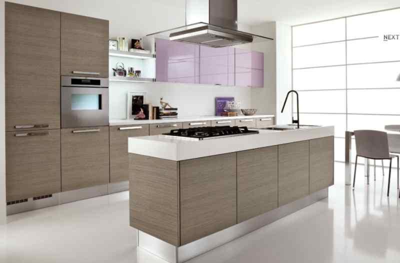 Інтере'єр кухні у стилі модерн фото 4