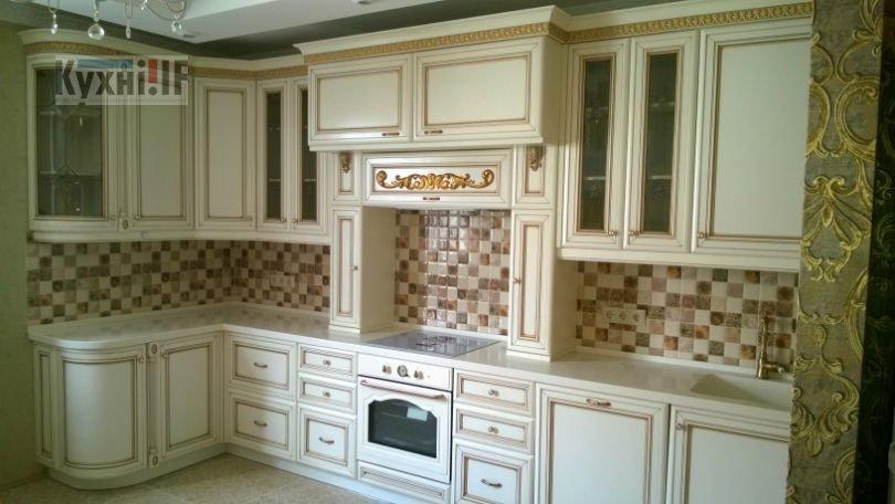 Кухні в класичному стилі фото Кухні.IF-10