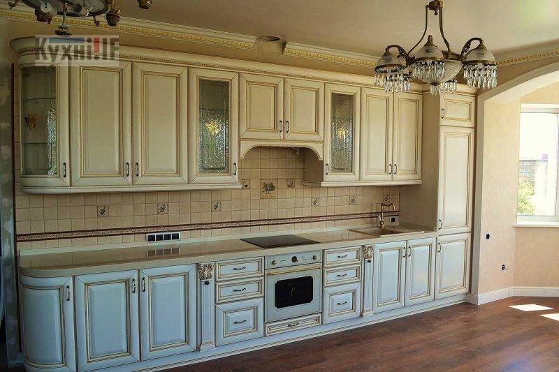 Кухні в класичному стилі фото Кухні.IF-11