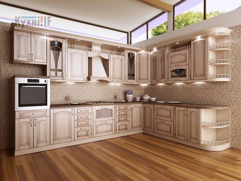 Кухні в класичному стилі фото Кухні.IF-12