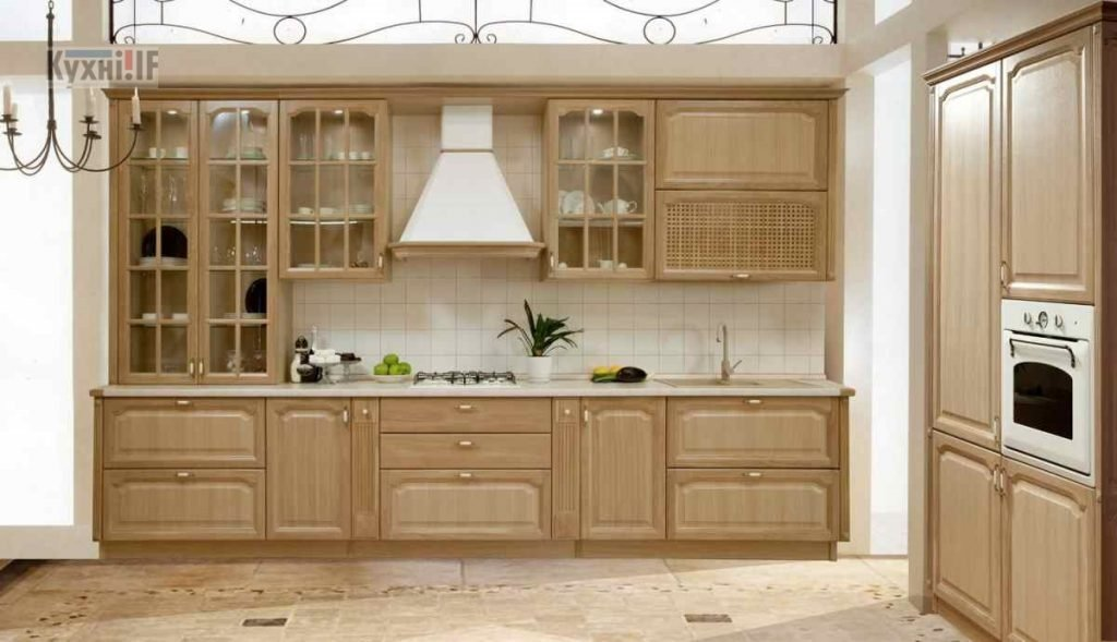 Кухні в класичному стилі фото Кухні.IF-13
