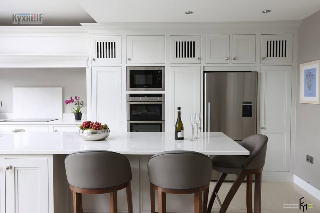 Кухні в класичному стилі фото Кухні.IF-15