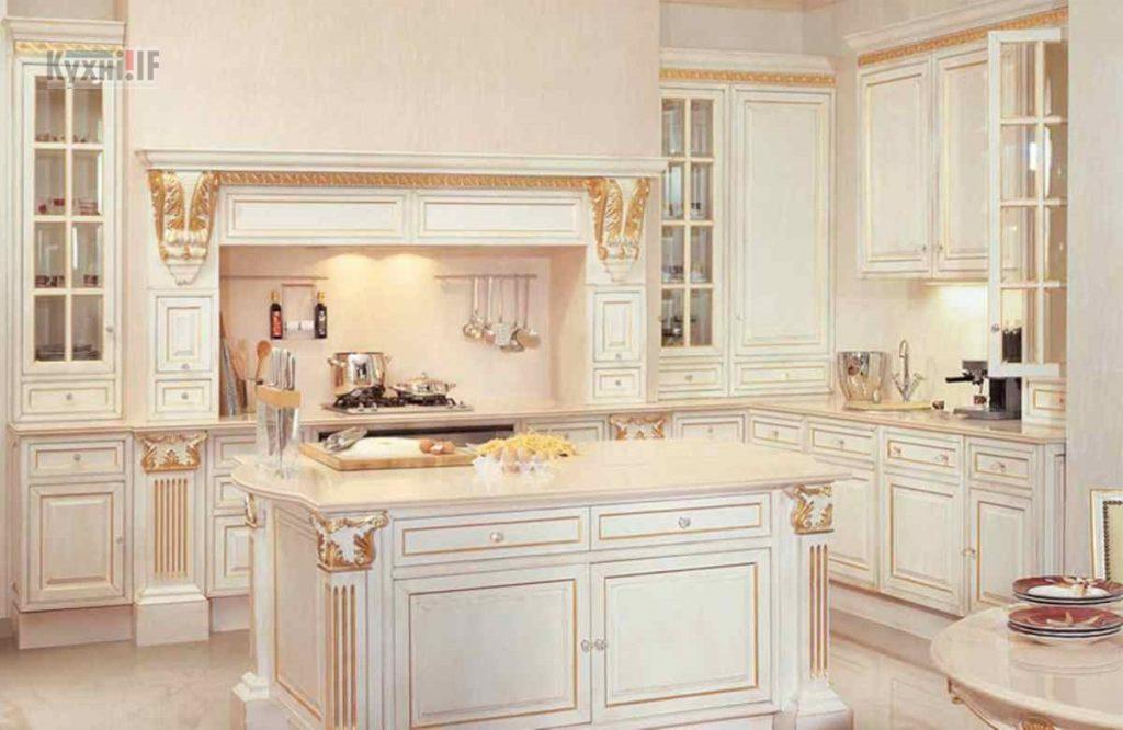 Кухні в класичному стилі фото Кухні.IF-17