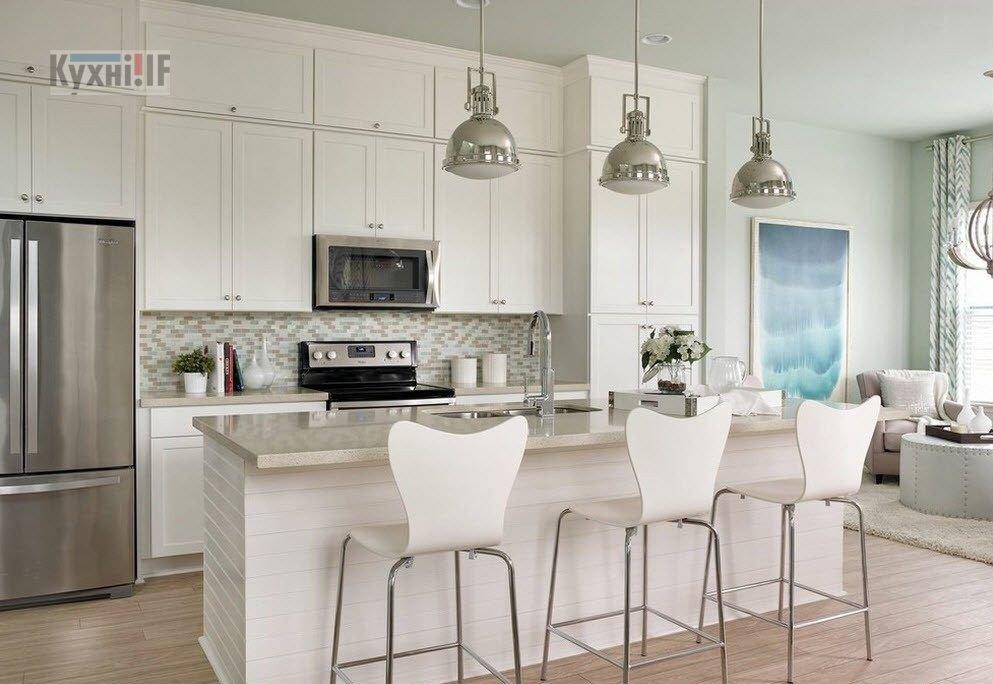 Кухні в класичному стилі фото Кухні.IF-18