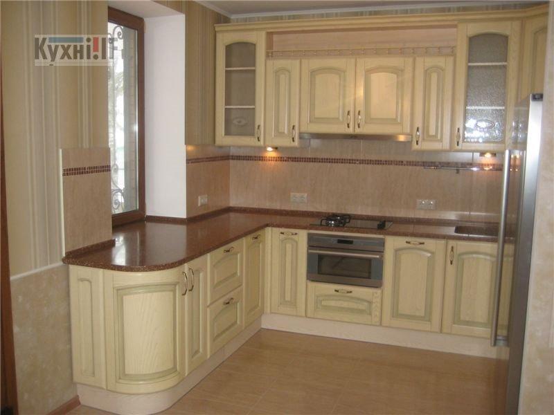 Кухні в класичному стилі фото Кухні.IF-22