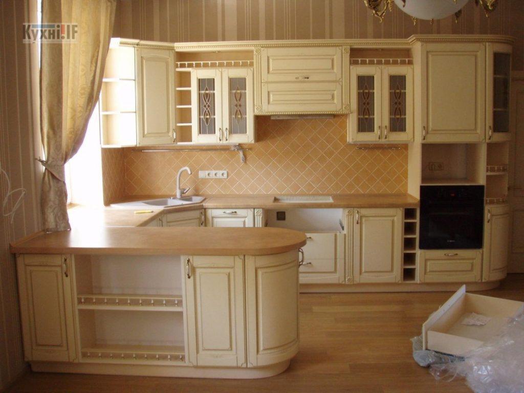 Кухні в класичному стилі фото Кухні.IF-23