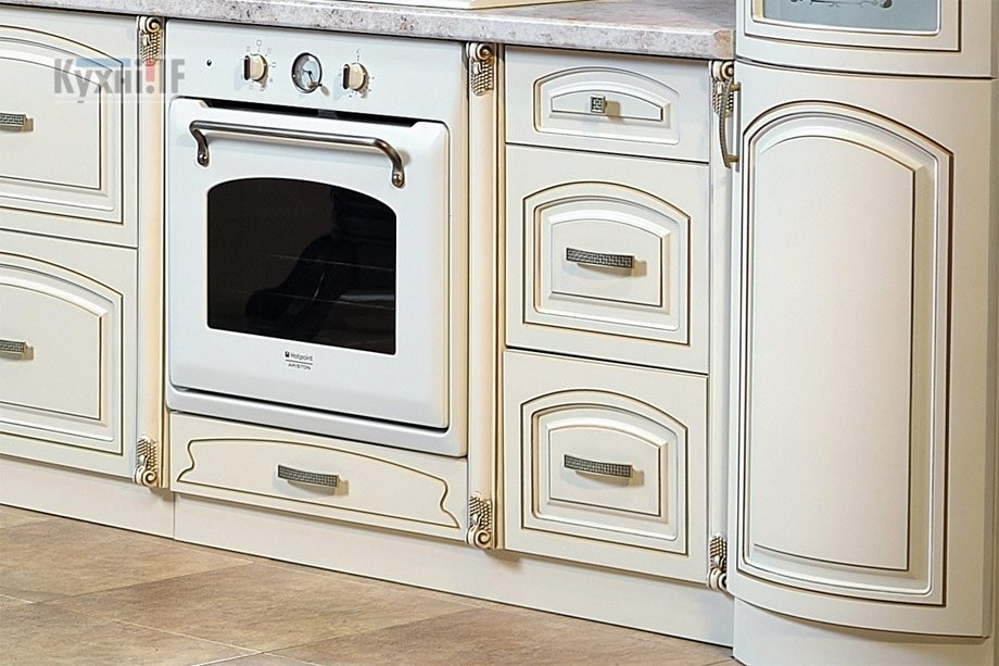 Кухні в класичному стилі фото Кухні.IF-25
