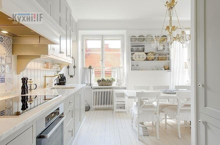 Кухні в класичному стилі фото Кухні.IF-26