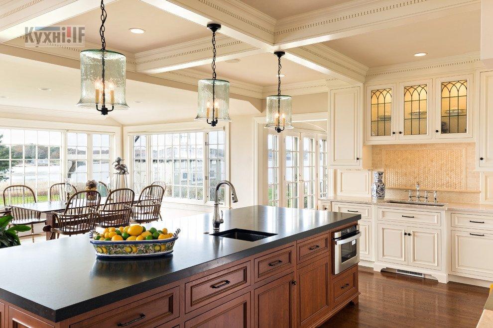 Кухні в класичному стилі фото Кухні.IF-27