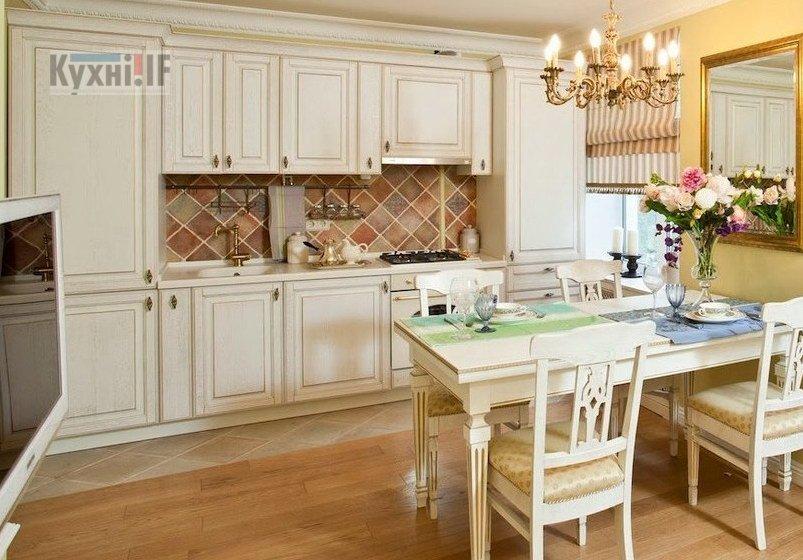 Кухні в класичному стилі фото Кухні.IF-3