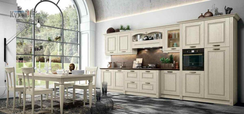 Кухні в класичному стилі фото Кухні.IF-32