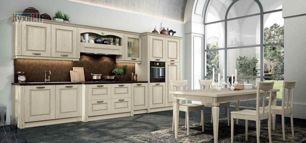 Кухні в класичному стилі фото Кухні.IF-33