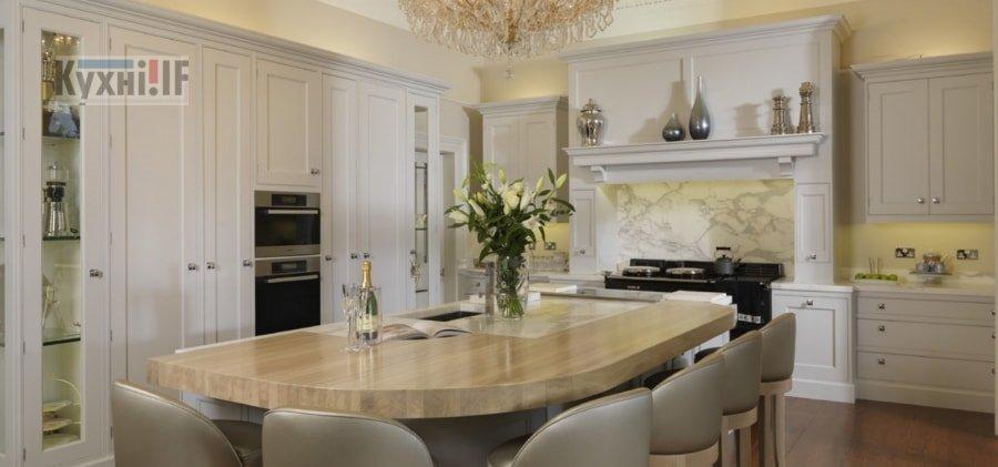 Кухні в класичному стилі фото Кухні.IF-36