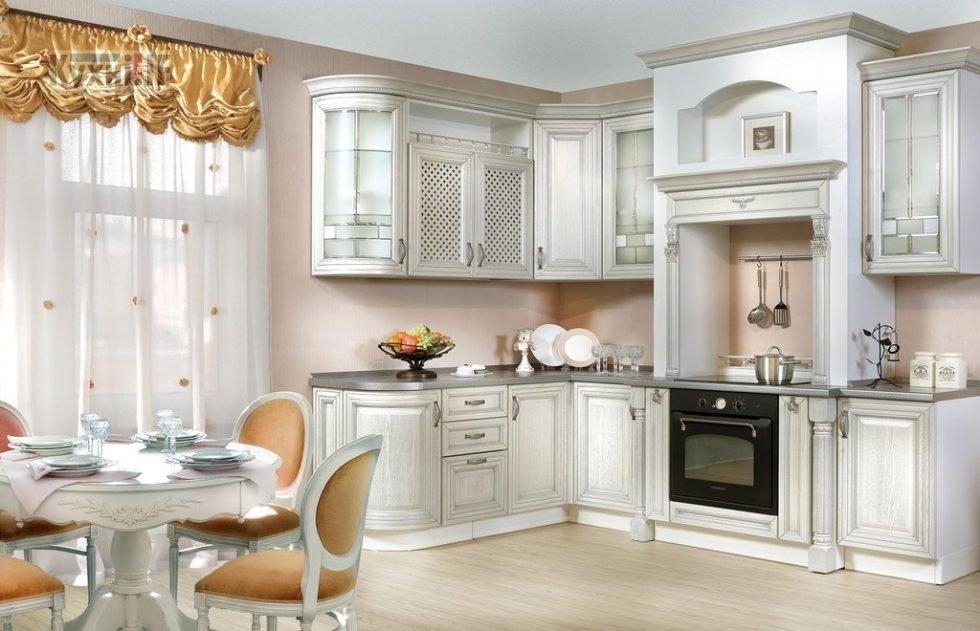 Кухні в класичному стилі фото Кухні.IF-37