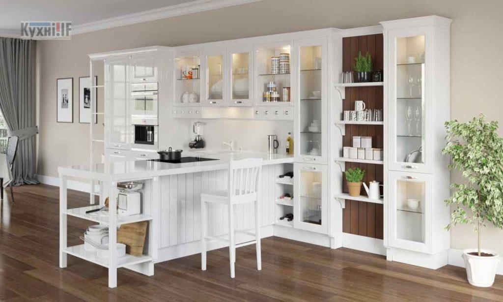 Кухні в класичному стилі фото Кухні.IF-42