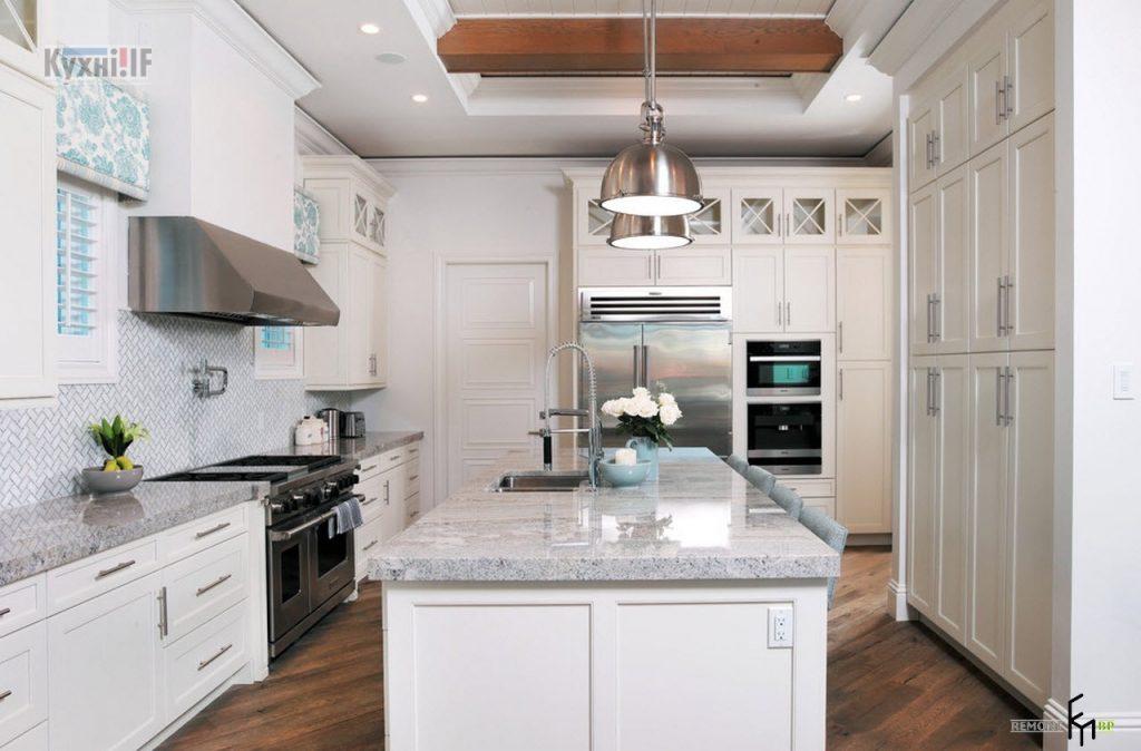 Кухні в класичному стилі фото Кухні.IF-44