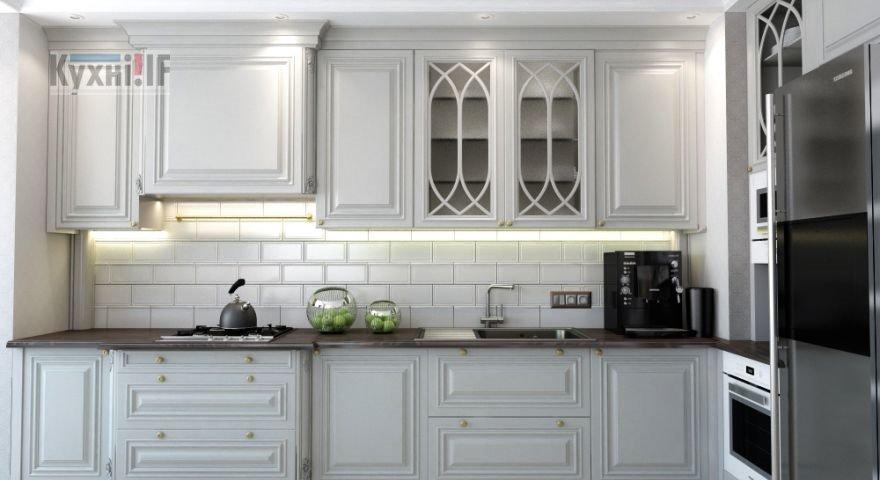 Кухні в класичному стилі фото Кухні.IF-45