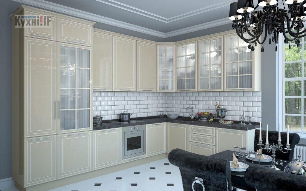 Кухні в класичному стилі фото Кухні.IF-49