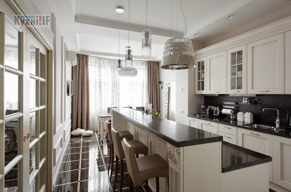Кухні в класичному стилі фото Кухні.IF-51
