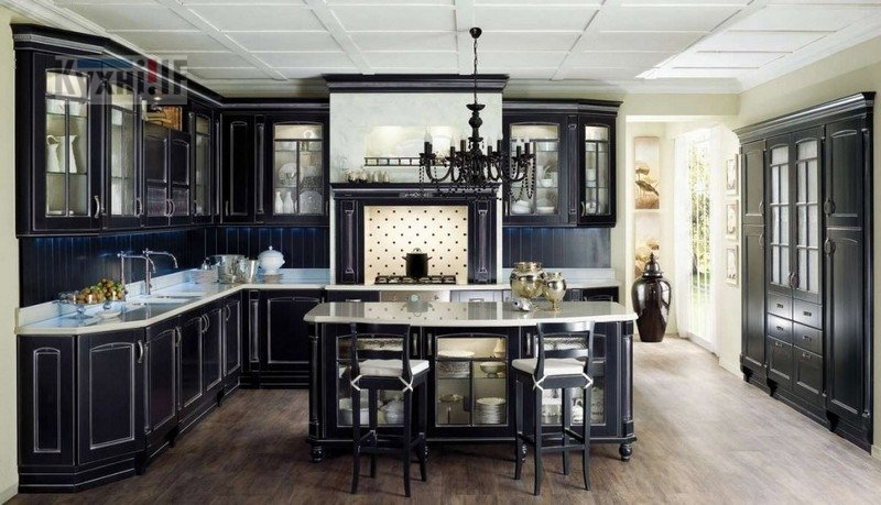 Кухні в класичному стилі фото Кухні.IF-53