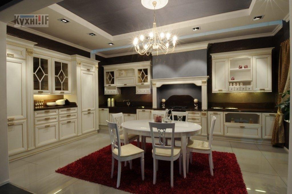 Кухні в класичному стилі фото Кухні.IF-55
