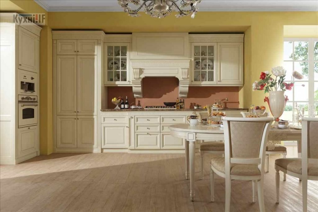 Кухні в класичному стилі фото Кухні.IF-58