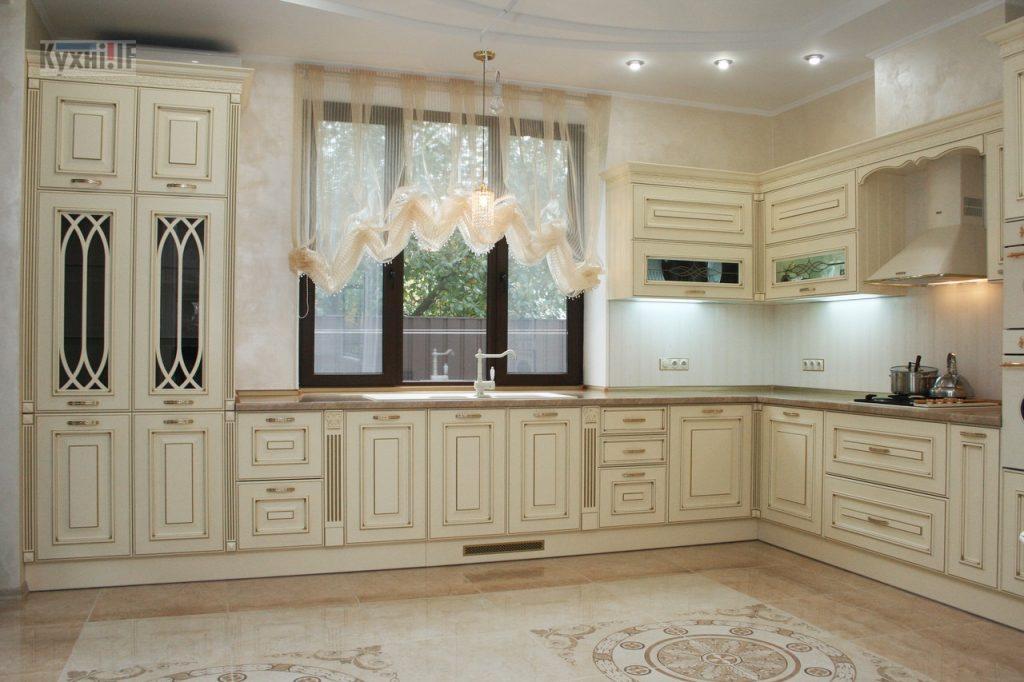 Кухні в класичному стилі фото Кухні.IF-6