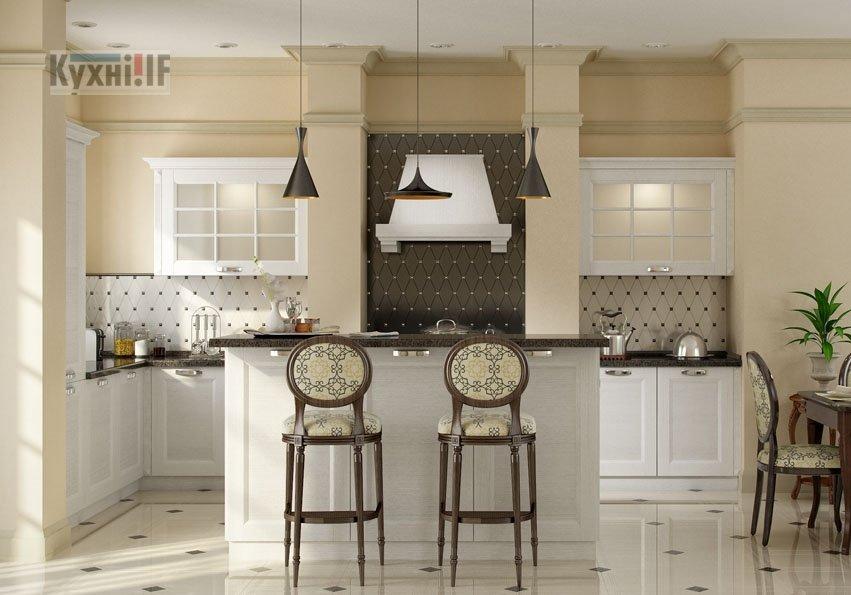 Кухні в класичному стилі фото Кухні.IF-59
