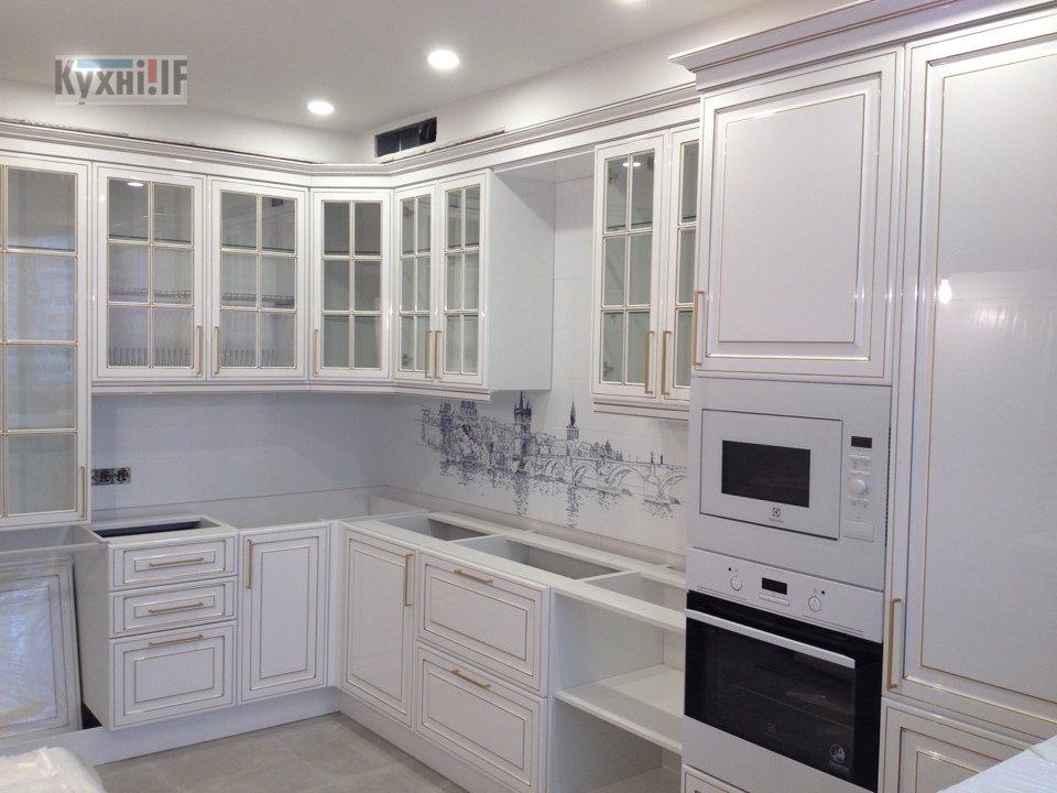 Кухні в класичному стилі фото Кухні.IF-62