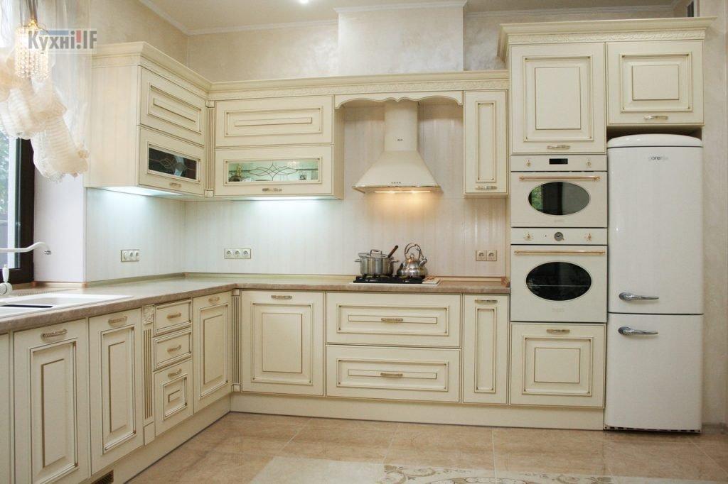 Кухні в класичному стилі фото Кухні.IF-7