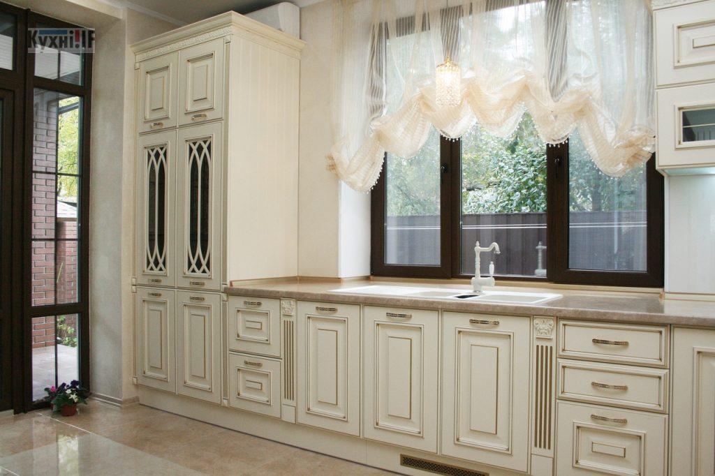 Кухні в класичному стилі фото Кухні.IF-8