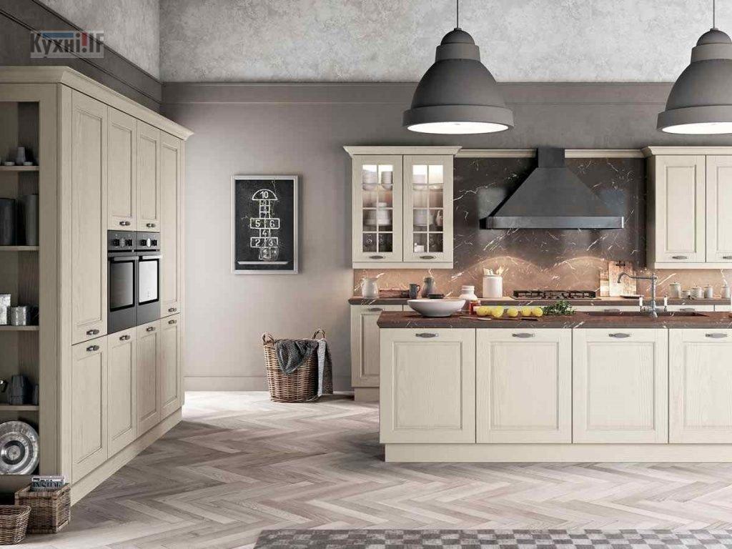 Кухні в класичному стилі фото Кухні.IF-9