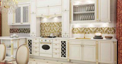 Кухні в класичному стилі фото Кухні.IF