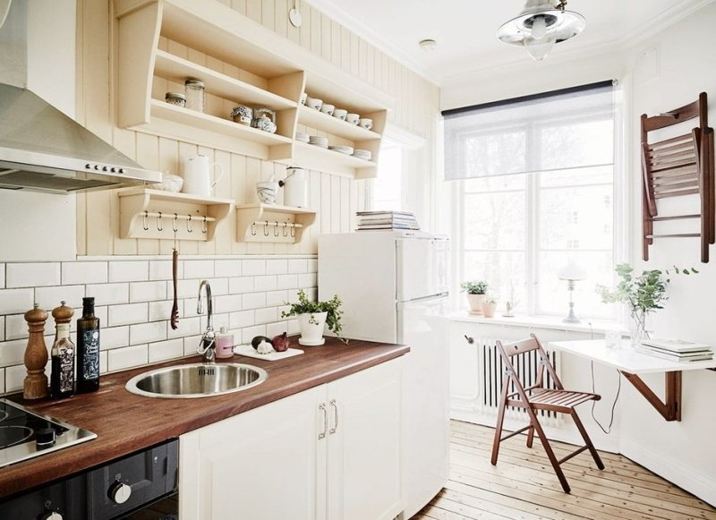 Маленька кухня фото 2