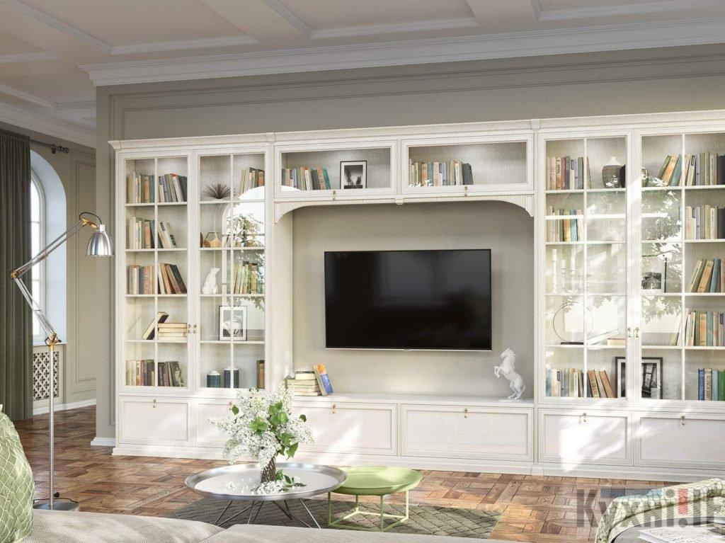 Меблі у вітальню в Івано-Франківську Кухні.IF_21