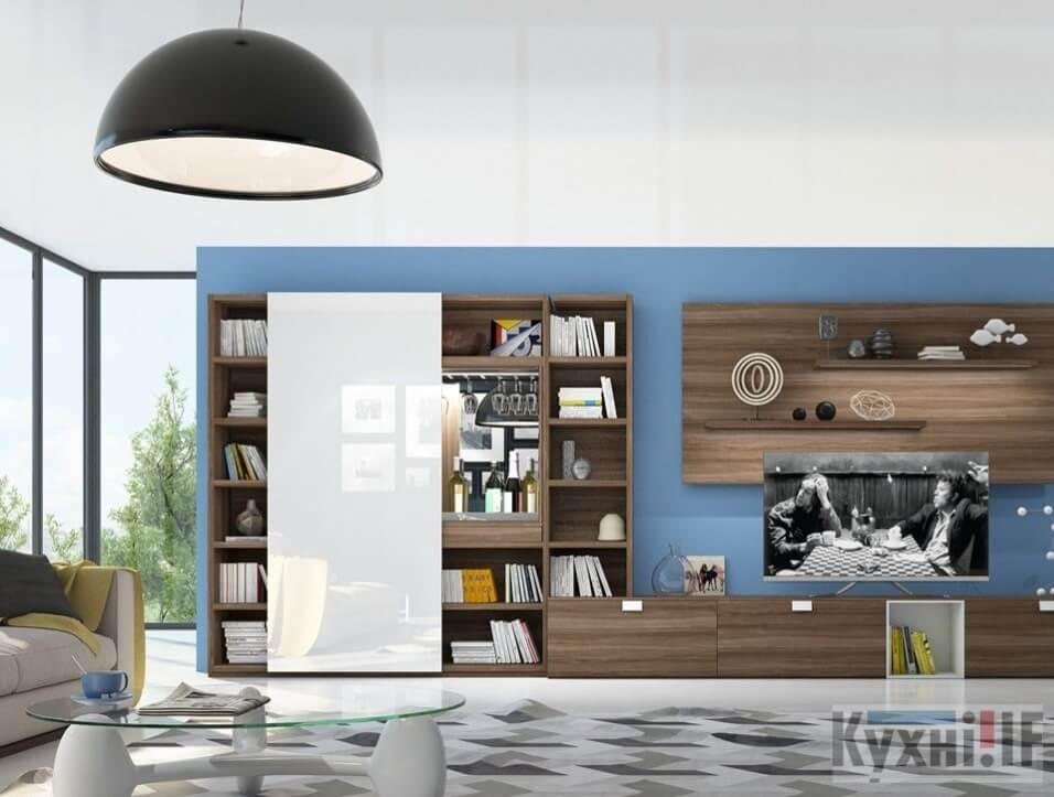 Меблі у вітальню в Івано-Франківську Кухні.IF_28
