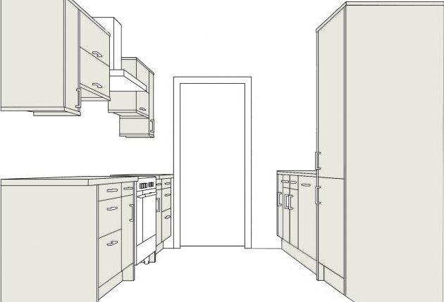 Як правильно вибрарти меблі в кухню фото 5