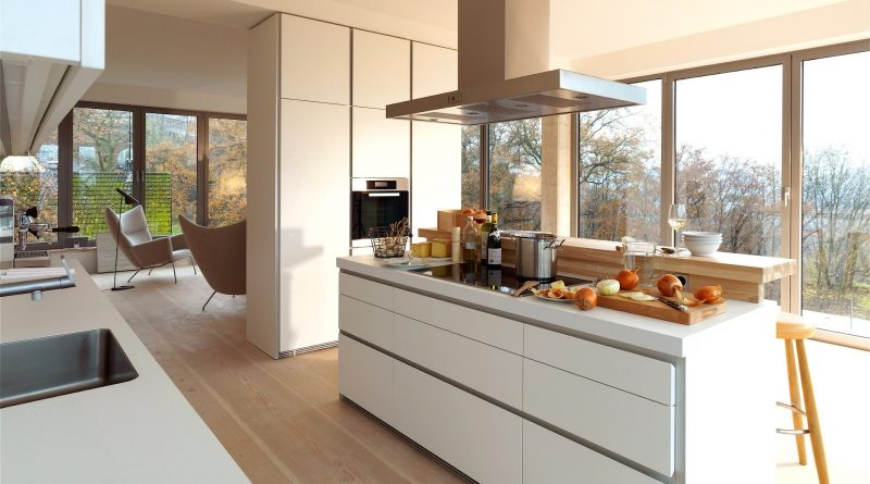 Як правильно вибрати меблі на кухню