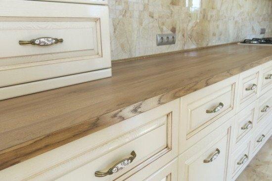 Як правильно вибрати меблі у кухню стільниця фото