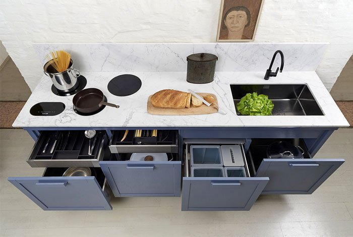 Дизайн кухні 2018/2019 Кухні.IF фото 7