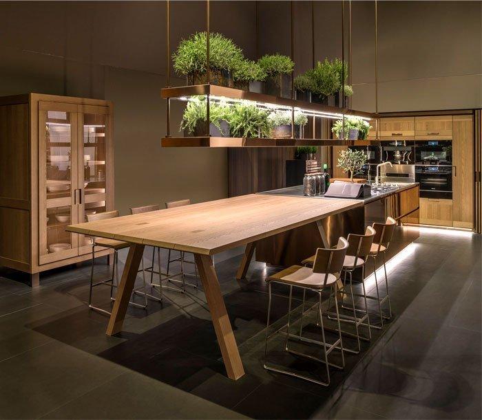 Дизайн кухні тренди 2018/2019 фото 23