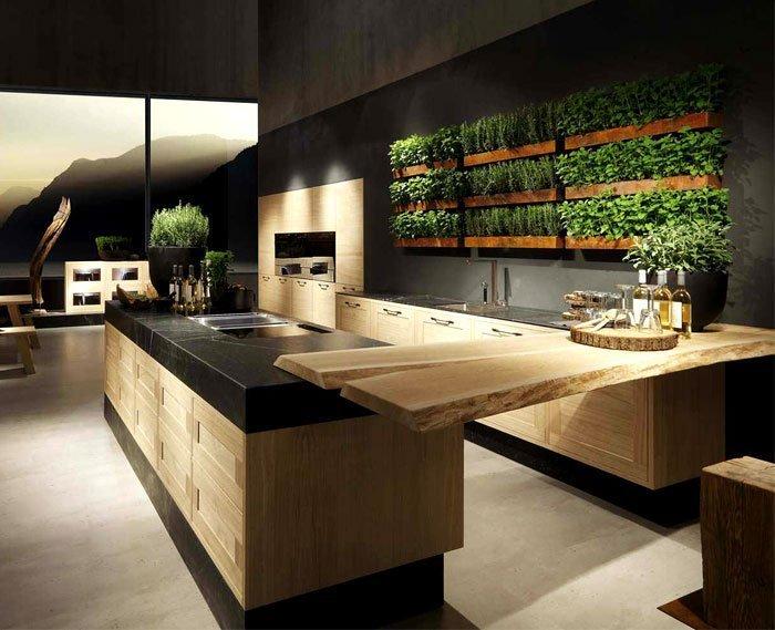 Дизайн кухні тренди 2018/2019 фото kuhni.if.ua 22