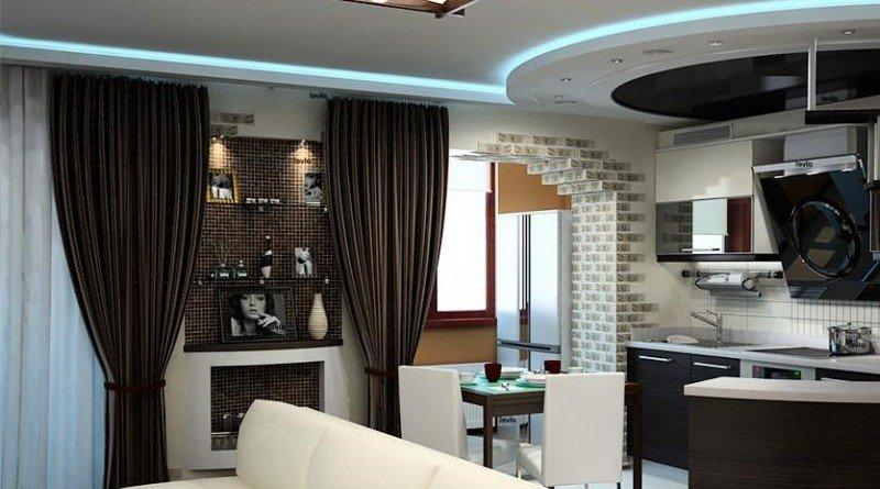 Кухня-студія kuhni.if.ua кухні на замовлення 13