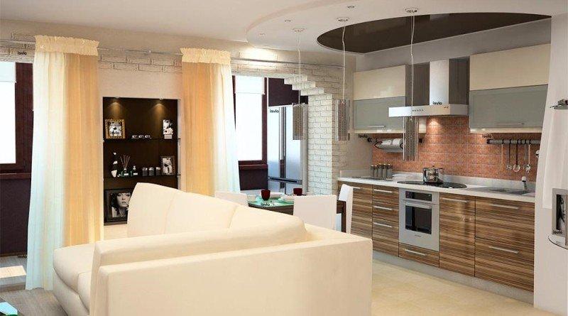 Кухня-студія kuhni.if.ua кухні на замовлення 15
