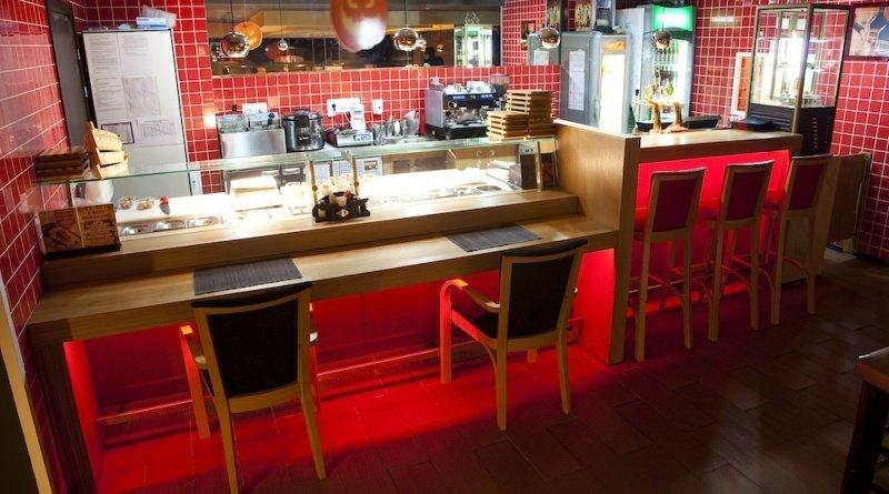 Меблі для ресторанів кафе барів фото 7