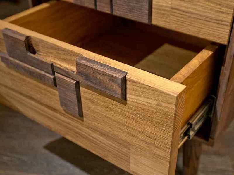 Геометрія в декорі-меблі на замовлення ІФ
