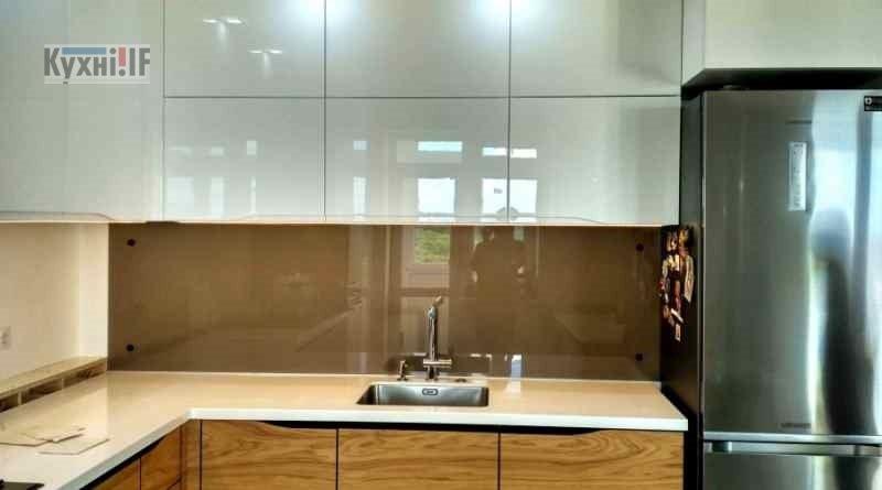 Фартух для кухні зі скла - скіналі фото 10