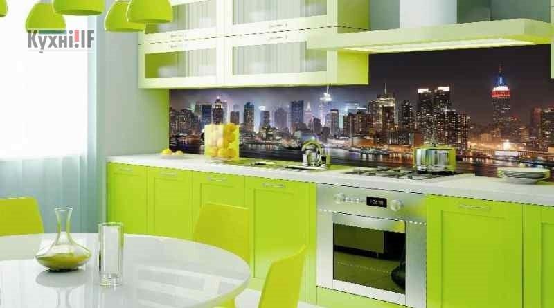 Фартух для кухні зі скла - скіналі фото 6